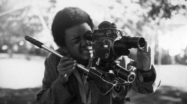 La réalisatrice cubaine Sara Gomez.